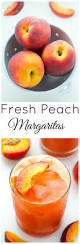 fresh peach margaritas recipe margaritas peach and beverage