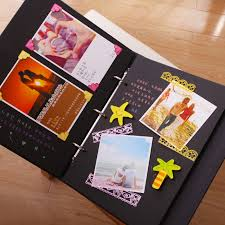 paper photo albums black paper diy handmade photo album photo album book paste type