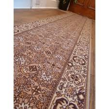 Grey Runner Rug Mudroom Hallway Rug Washable Runner Mats 4 Foot Wide Carpet