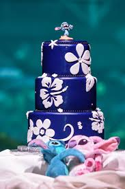 Wedding Cake Quiz Photos Lilo And Stitch Cakes Fit For A Wedding Or Any Other Ohana