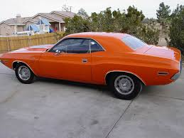 dodge challenger 1970 orange 1970 dodge challenger 440 4 speed for sale