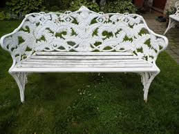 Cast Iron Loveseat 20 Best Coalbrookdale Fern And Blackberry Cast Iron Bench Images