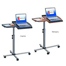 Furinno Laptop Desk Fabulous Adjustable Laptop Desk Design Mobile Rolling Furinno Fnbl