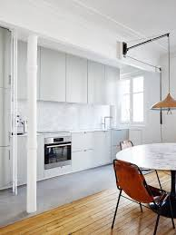 parisian kitchen design old world charm meets modern finishes in these 6 parisian