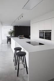 Black And White Kitchens 321 Best Kitchen White Images On Pinterest White Kitchens