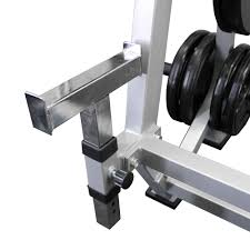 valor fitness bf 49 olympic weight bench with spotter stand