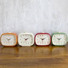 Minimalist Alarm Clock by Retro Alarm Clock I Love Retro