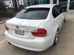bmw 2006 white certified used 2006 bmw 330i for sale in beaumont tx 6ps16457