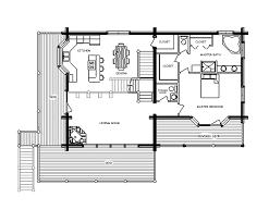 alpine chalet log home floor plan main home plans u0026 blueprints