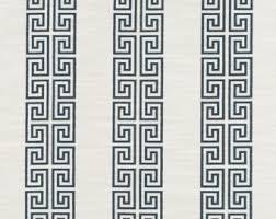 Greek Key Pattern Curtains Aqua Greek Key Upholstery Fabric Dining Room Chair Fabric