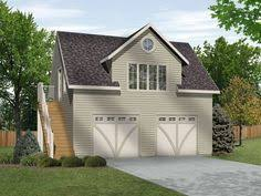 Garage With Loft Plan 57163ha Garage With Studio Apartment Carriage House Plans