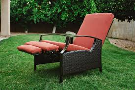 relaxing reclining outdoor furniture all about home design