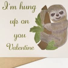 sloth valentines day card card dj khaled they from diamonddonatello on