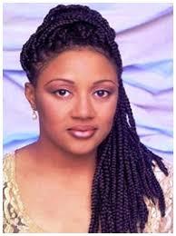 plaited hairstyles for black women big braids hairstyles for black women