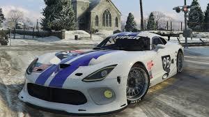 Dodge Viper Gts - 2015 dodge viper gts r custom livery gta5 mods com