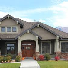 craftsman design homes 350 best elevations exteriors images on architecture