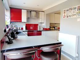 Kitchen Cabinets Peterborough 3 Red Kitchens 3 Different Ways All From Premier Kitchens