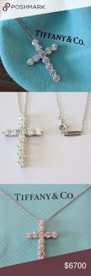 diamond cross heart necklace images Best 25 tiffany and co necklace ideas tiffany jpg