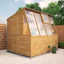 Shiplap Sheds For Sale Potting Shed 8 X 6 Tongue And Groove Shed With Stable Door