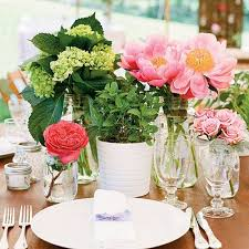 table center pieces wedding table centerpieces southern living