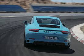 porsche 911 inside 2017 porsche 911 carrera gts first drive review the bargain 911