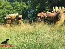 news field station dinosaurs