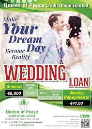 wedding loan of peace credit union our members matter most