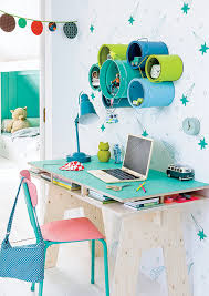 Diy Study Desk Home Dzine Home Diy Plywood Desk For Child S Study Area
