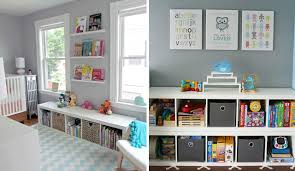 Wall Bookshelves For Nursery by Clever Nursery Organization Ideas Project Nursery