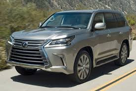 lexus silver 2017 2016 lexus lx 570 pricing for sale edmunds