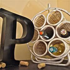 homemade wine rack for your home u2014 wedgelog design