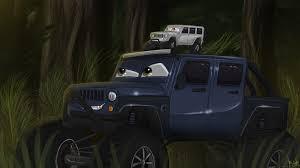 jeep kraken living machines