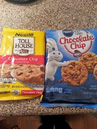 pillsbury halloween sugar cookies nestle toll house cookies vs pillsbury cookies which one is best