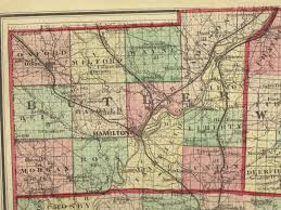 Heartland Community College Map 1875 Map Butler County Ohio Www Gettothebc Com Butler County