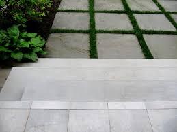 Patio Concrete Tiles Stamped Concrete Steps Front Porch Home Exterior Designs