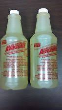 awesome all purpose cleaner la s totally awesome ebay