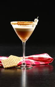 mudslide martini s u0027mores martinis for glamping for non alcoholic version