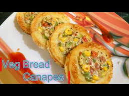 easy vegetarian canapes veg bread canapes recipe in easy veg canapes veg