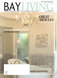 bay living magazine fall winter 2015 by affluenttargetmarketing