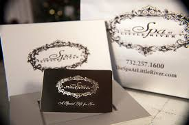 spa gift cards gift certificates the spa at river south river nj