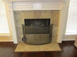 Porcelain Tile Fireplace Ideas by 56 Best Fireplaces Makeovers Images On Pinterest Fireplace