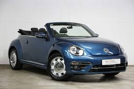 volkswagen bug blue find a used blue vw beetle cabriolet 1 2 tsi design 2dr dsg in