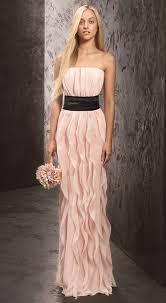 vera wang bridesmaid dresses 5 new bridesmaid dresses vera wang designed for david s bridal