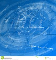 blueprint design u2013 modern house