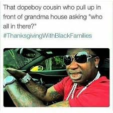 131 best thanksgiving with black families memes i found