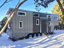 Fanciest Tiny House by Blog