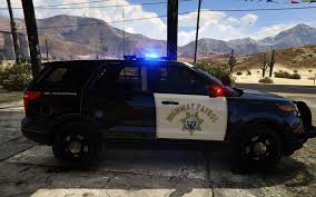 ford explorer sahp skin for chp megapack gta5 mods com