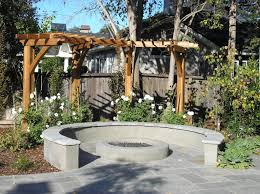 Gazebo Fire Pit Ideas by Ambience Garden Design Arbors And Gazebos