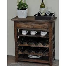 jianglin 10 bottle floor wine rack u0026 reviews birch lane