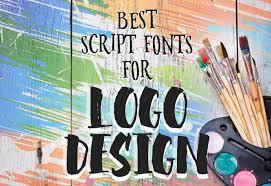 best free script fonts for logo design logotypes fonts graphic